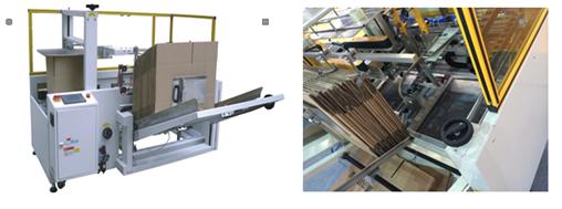 Automatic Carton Erector YXT-CE  (Customize)