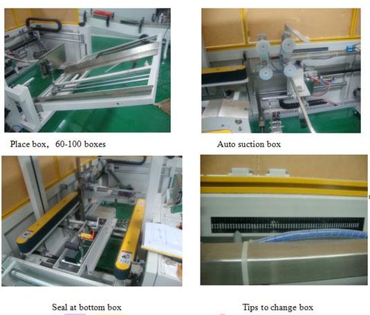 Automatic Carton Erector YXT-CE-2